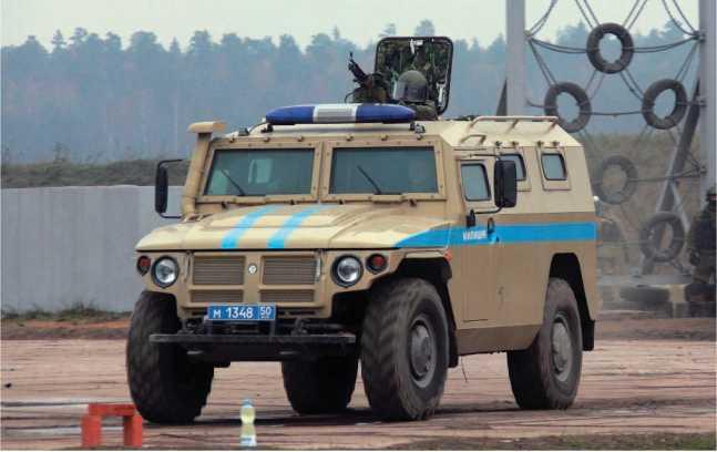 Русский «Тигр»<br />Бронеавтомобиль для «вежливых людей» - i_073.jpg