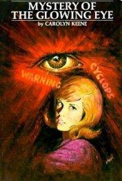 Тайна светящегося глаза - Кин Кэролайн