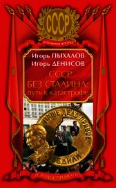 Книга СССР без Сталина: Путь к катастрофе - Автор Денисов Игорь Юрьевич
