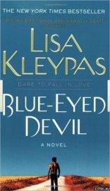 Голубоглазый дьявол - Клейпас Лиза