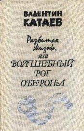 Книга Разбитая жизнь, или Волшебный рог Оберона - Автор Катаев Валентин Петрович