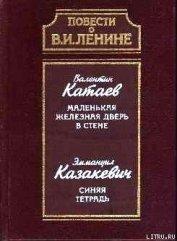 Книга Синяя тетрадь - Автор Казакевич Эммануил Генрихович