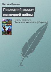 Последний солдат последней войны - Кликин Михаил Геннадьевич