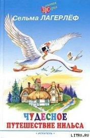 Книга Чудесное путешествие Нильса с дикими гусями - Автор Лагерлеф Сельма Оттилия Ловиса