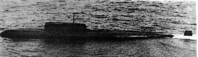 Ударная сила флота (подводные лодки типа «Курск») - pic_2.jpg