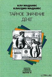 Книга Тайное значение денег - Автор Маданес Клу