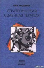 Книга Стратегическая семейная терапия - Автор Маданес Клу