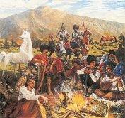 Кероглу.Азербайджанский народный эпос.(перепечатано с издания 1940 года « Кёр-оглы») - Автор неизвестен