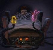 Монстр из-под кровати (СИ)
