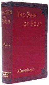 Знак четырех(изд.1890) - Дойл Артур Игнатиус Конан