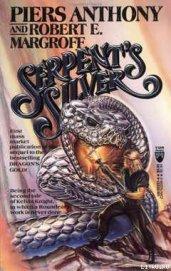 Серебро змея - Пирс Энтони