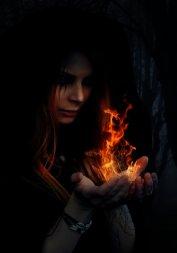 Мое пламя (СИ)