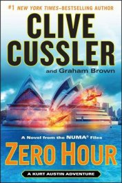 Zero Hour - Cussler Clive