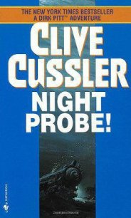 Night Probe! - Cussler Clive