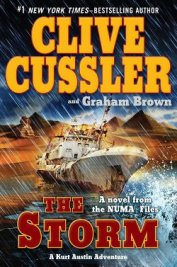 The Storm - Cussler Clive