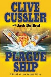 Plague Ship - Cussler Clive