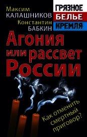 Агония или рассвет России. Как отменить смертный приговор? - Калашников Максим