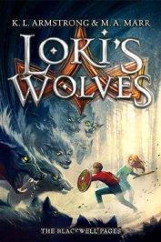 Книга Loki's Wolves - Автор Armstrong Kelley L.