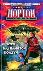 Буря над колдуном - Нортон Андрэ