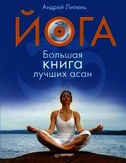 Йога. Большая книга лучших асан - Липень Андрей