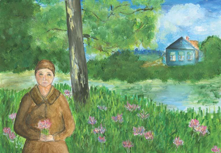«Волшебные места, где я живу душой…» Пушкинские сады и парки - i_004.jpg