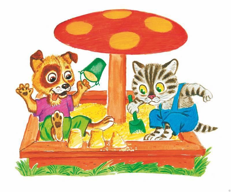 Сказки. И про кошек, и про мышек… - i_004.jpg
