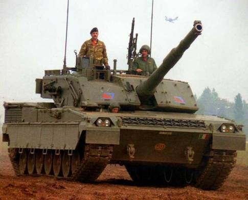 Боевые машины мира, 2014 № 15. Основной боевой танк С1 «Ариете» - pic_2.jpg
