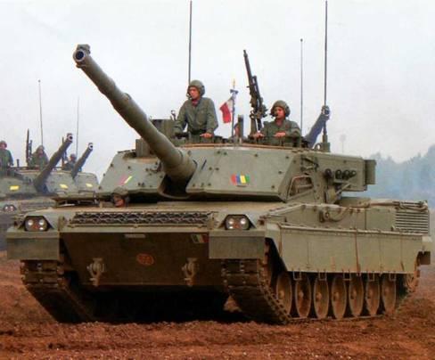 Боевые машины мира, 2014 № 15. Основной боевой танк С1 «Ариете» - pic_3.jpg