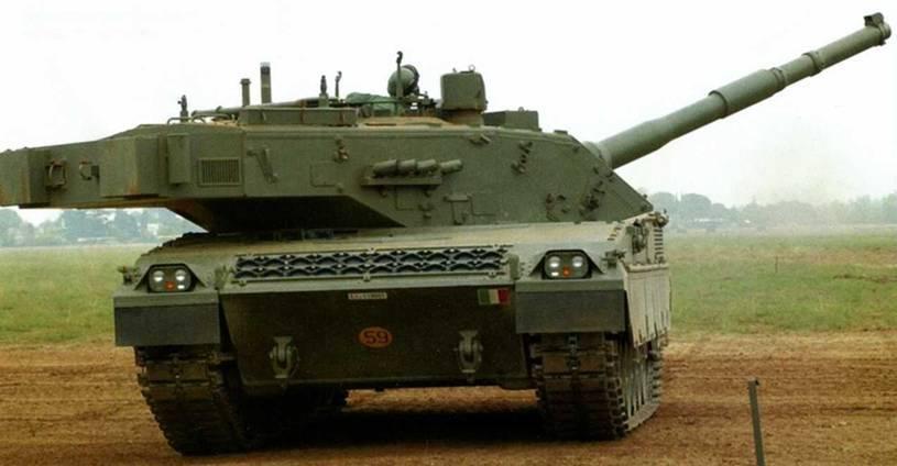 Боевые машины мира, 2014 № 15. Основной боевой танк С1 «Ариете» - pic_4.jpg