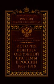 История военно-окружной системы в России. 1862–1918