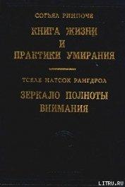 Книга жизни и практики умирания - Ринпоче Согьял