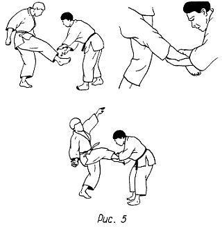 Сто приемов самозащиты. Пособие для самостоятельных занятий - _05.jpg