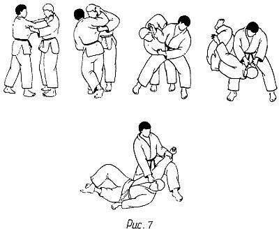 Сто приемов самозащиты. Пособие для самостоятельных занятий - _07.jpg