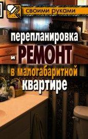 Книга Перепланировка и ремонт в малогабаритной квартире - Автор Соколов Илья