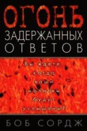 Книга Огонь задержанных ответов - Автор Сордж Боб