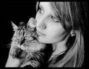 """Кошка с сюрпризом (СИ) - """"Альбина Белая"""""""