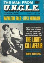 [Magazine 1967-01] - The Light-Kill Affair - Davis Robert Hart