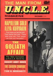 [Magazine 1966-12] - The Goliath Affair - Jakes John