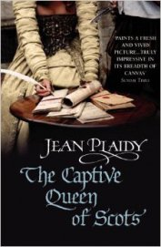 The Captive Queen of Scots - Plaidy Jean