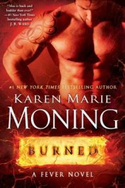 Burned - Moning Karen Marie
