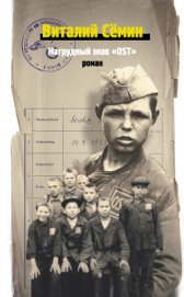 Нагрудный знак «OST» - Семин Виталий Николаевич