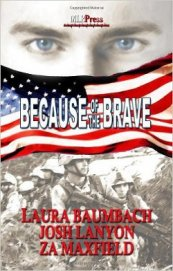 lanyon Josh - Because of The Brave