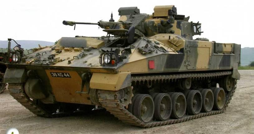 Боевые машины мира, 2015 № 30 Боевая машина пехоты MCV-80 «Уорриор» - pic_2.jpg