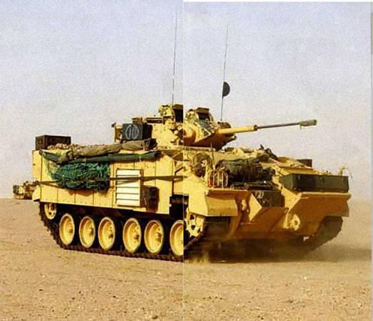 Боевые машины мира, 2015 № 30 Боевая машина пехоты MCV-80 «Уорриор» - pic_3.jpg