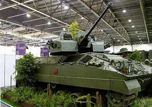 Боевые машины мира, 2015 № 30 Боевая машина пехоты MCV-80 «Уорриор» - pic_4.jpg