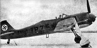 Фокке-Вульф Fw 190, 1936-1945 - pic_2.jpg