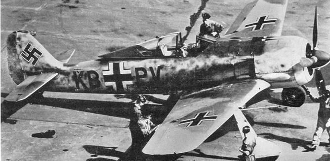 Фокке-Вульф Fw 190, 1936-1945 - pic_3.jpg