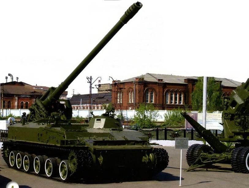 Боевые машины мира, 2015 № 34 Самоходная пушка 2С5 «Гиацинт» - pic_2.jpg