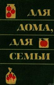 Книга Для дома для семьи - Автор Владимирский Борис Евсеевич