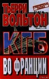 Книга КГБ во Франции - Автор Вольтон Тьерри